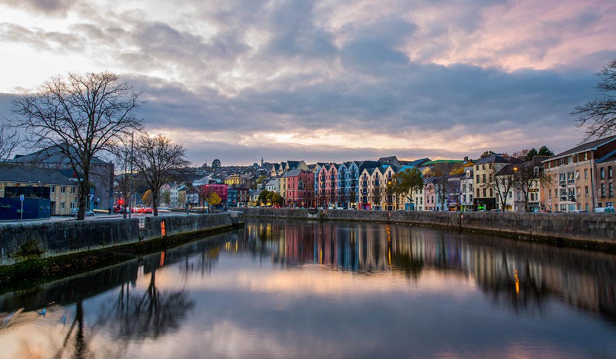 Sông Lee, thành phố Cork
