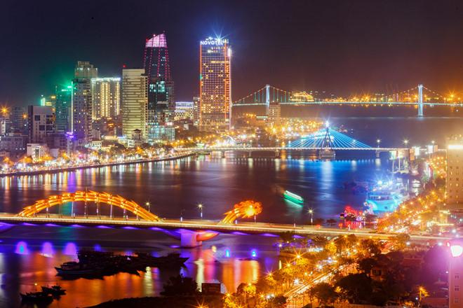 Sông Hàn, thành phố Đà Nẵng