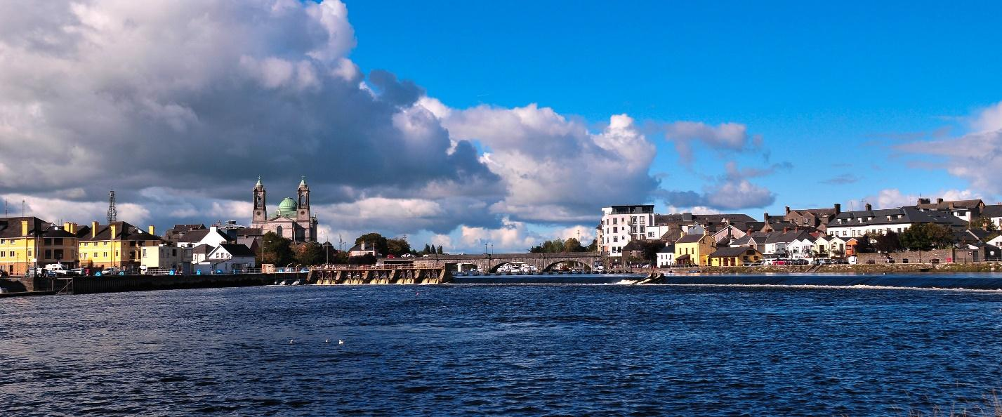 Sông Shannon ở Athlone