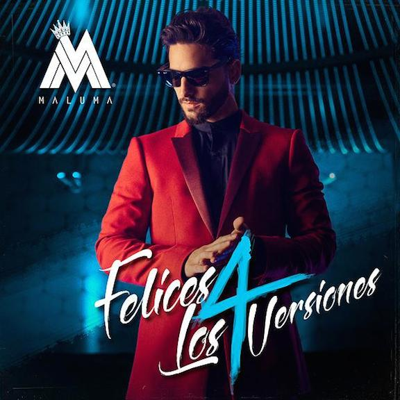 2017Artist: MalumaSingle: Felices Los 4 (Pop Version)Mixing Engineer -