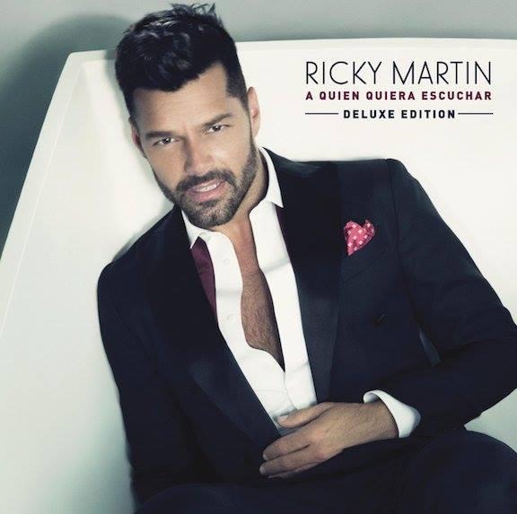 2015Artist: Ricky MartinAlbum: A Quien Quiera EscucharRecording Engineer -