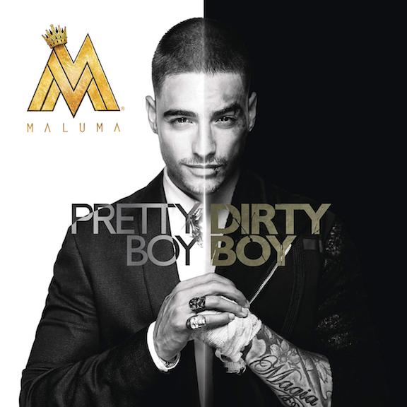 2015Artist: MalumaAlbum: Pretty Boy, Dirty BoyMixing Engineer on