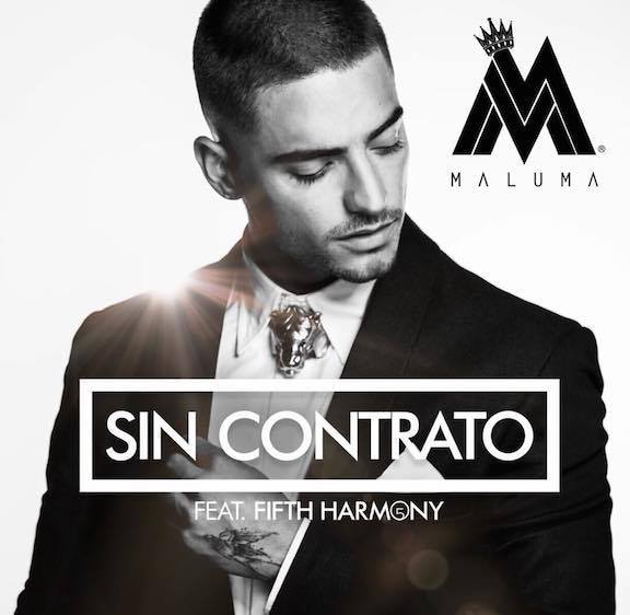 2015Artist: Maluma ft. Fifth HarmonySingle: Sin ContratoMixing Engineer -