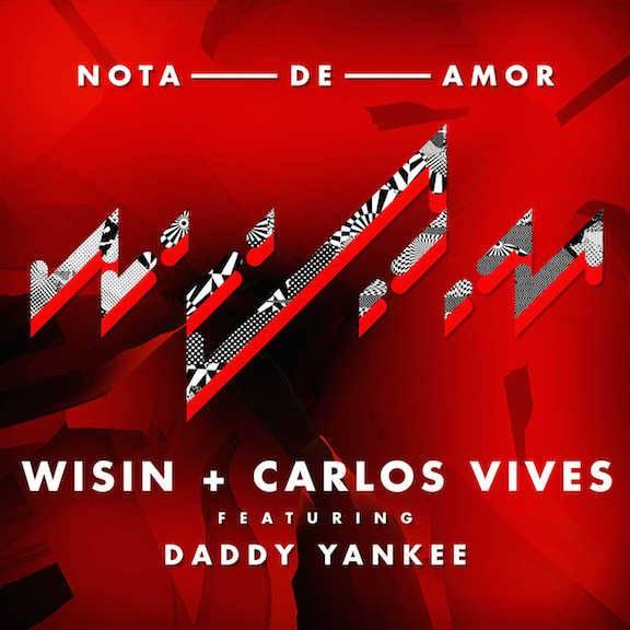 2015Artist: Wisin & Carlos Vives Ft. Daddy YankeeSingle: Nota de AmorRecording Engineer -