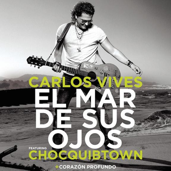 """2014 Artist: Carlos VivesAlbum: Mas Corazon ProfundoSong: """"El Mar De Sus Ojos feat. ChocQuibTown""""[Cumbia, Vallenato y Balada Version]Mixing Engineer -"""
