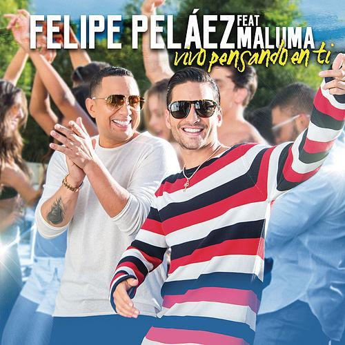 2017Artist: Felipe Pelaez ft. MalumaSingle: Vivo Pensando En Ti Mixing Engineer -