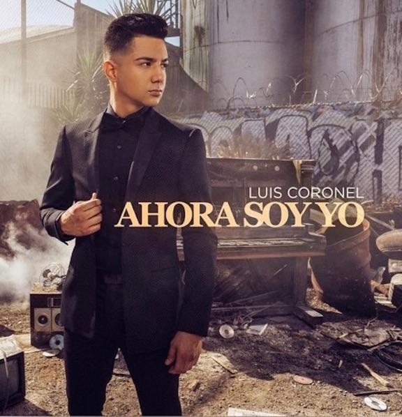 2017Artist: Luis CoronelAlbum: Ahora Soy YoMixing Engineer -