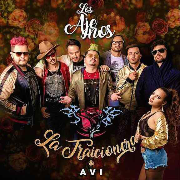 2018Artist: Los Ajenos & AviSingle: La TraicioneraMixing Engineer -