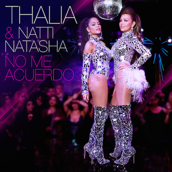 2018Artist: Thalia & Natti NatashaSingle: No Me AcuerdoMixing Engineer -