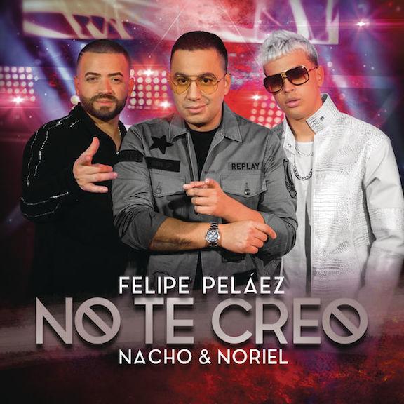2018Artist: Felipe Pelaez Feat. Nacho & NorielSingle: No Te CreoMixing Engineer -