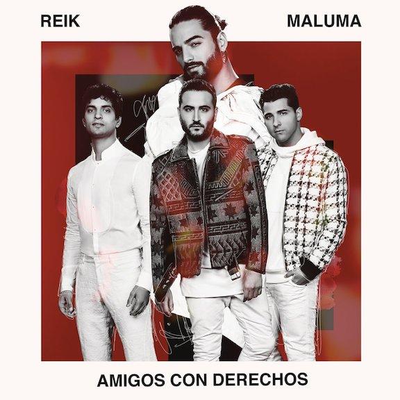 2018Artist: Reik & MalumaSingle: Amigos Con DerechosMixing Engineer -