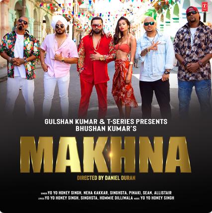 2018Artist: Yo Yo Honey Singh, Neha Kakkar, SinghstaSingle: MakhnaMixing Engineer -