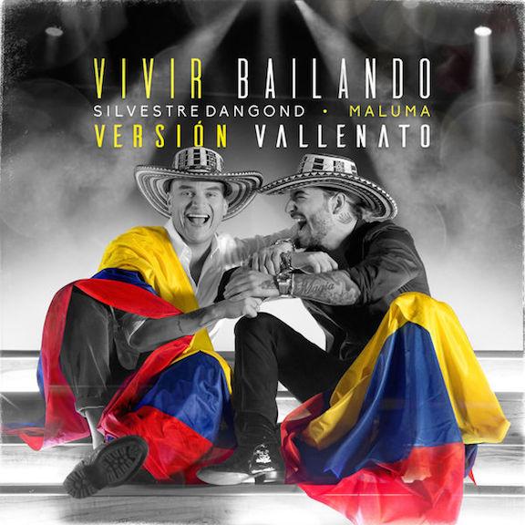 2019Artist: Silvestre Dangond & MalumaSingle: Vivir Bailando (Vallenato Version)Mixing Engineer -