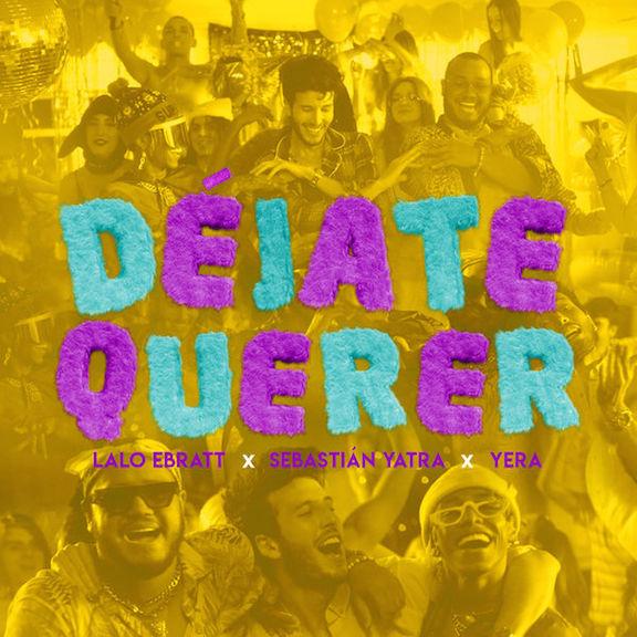 2019Artist: Lalo Ebratt x Sebastian Yatra x YeraSingle: Dejate QuererMixing Engineer -