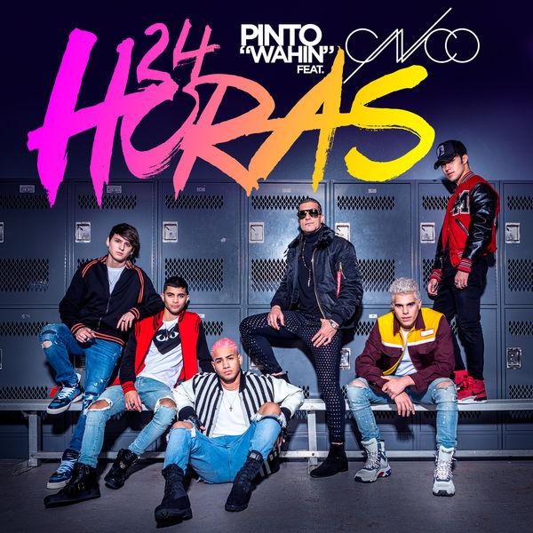 "2019Artist: Pinto ""Wahin"" feat. CNCOSingle: 24 HorasMixing Engineer -"