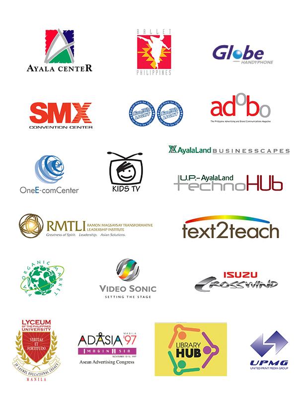 Some logos by Eros