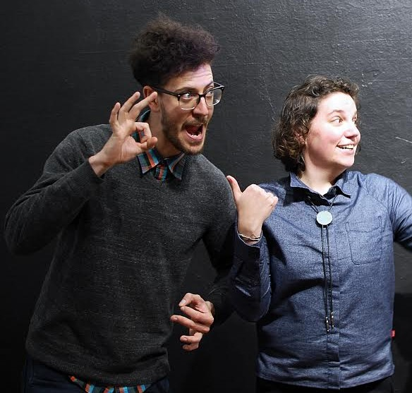 Adult Improv Classes - Intro, Intermediate, and Advanced Levels Available