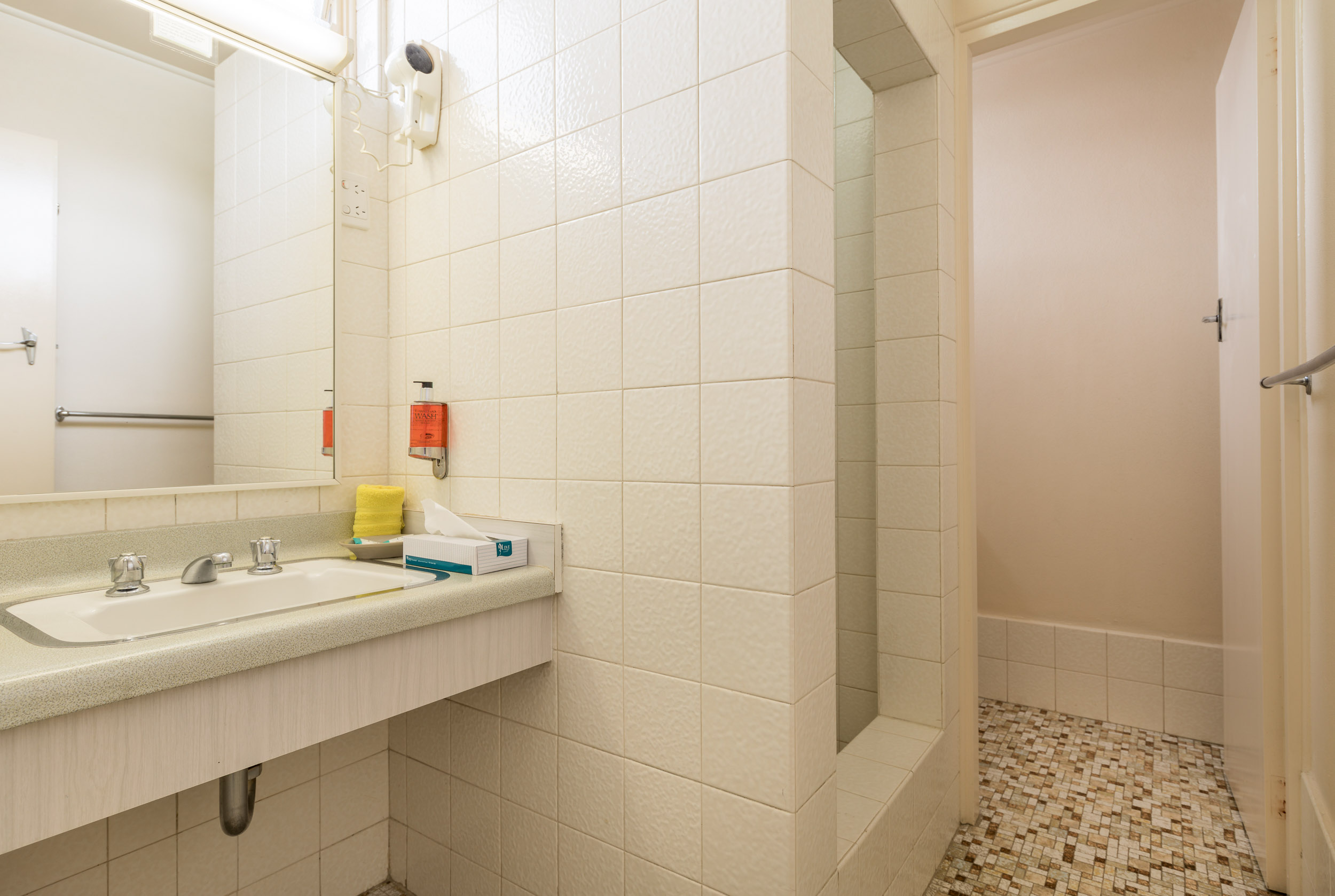 Separate Toile, Bathroom & Toiletiries