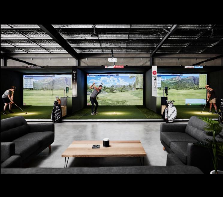 No need to look up the weather! - Play 9 or 18 holes on one of the world's best courses at Intagolf. A great way to spend a few hours with mates.
