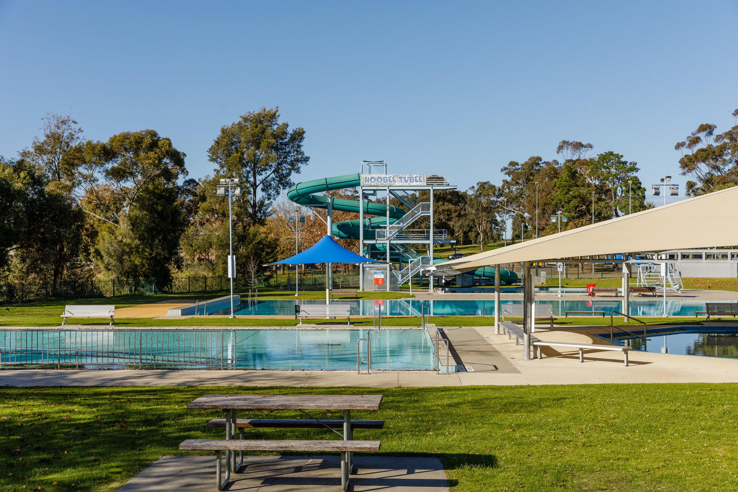 Free Passes to Bendigo Aquatic Centre Across the Road!