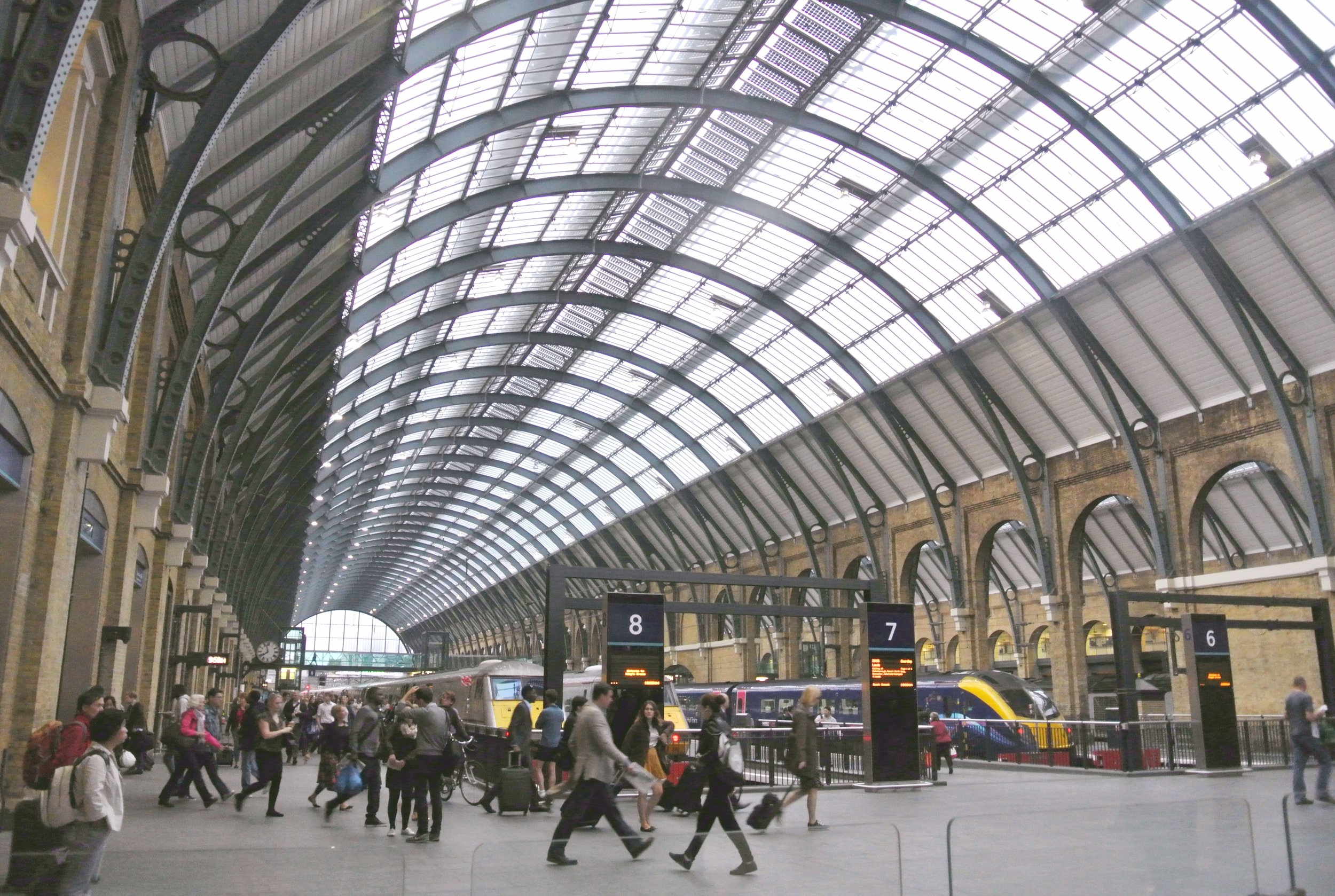 King's Cross Station | ebbony&lune