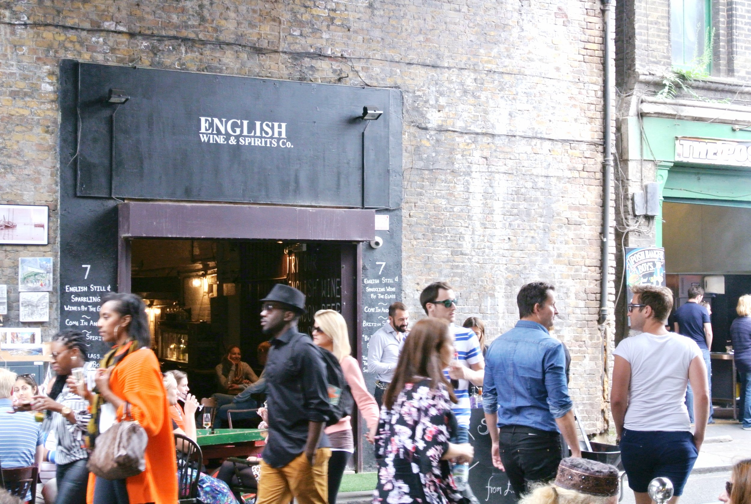 Borough Market | ebbony&lune