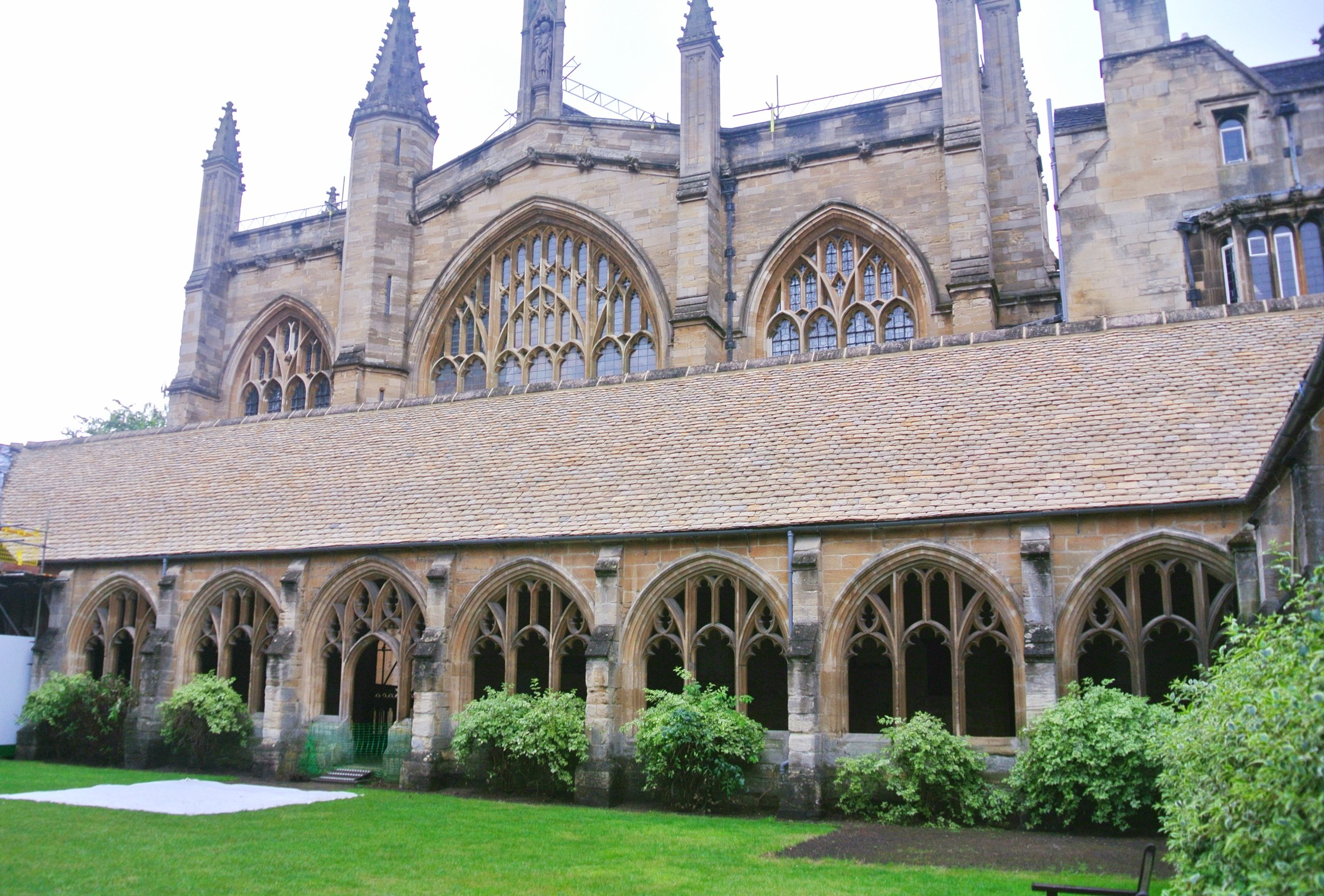 New College Cloisters | ebbony&lune