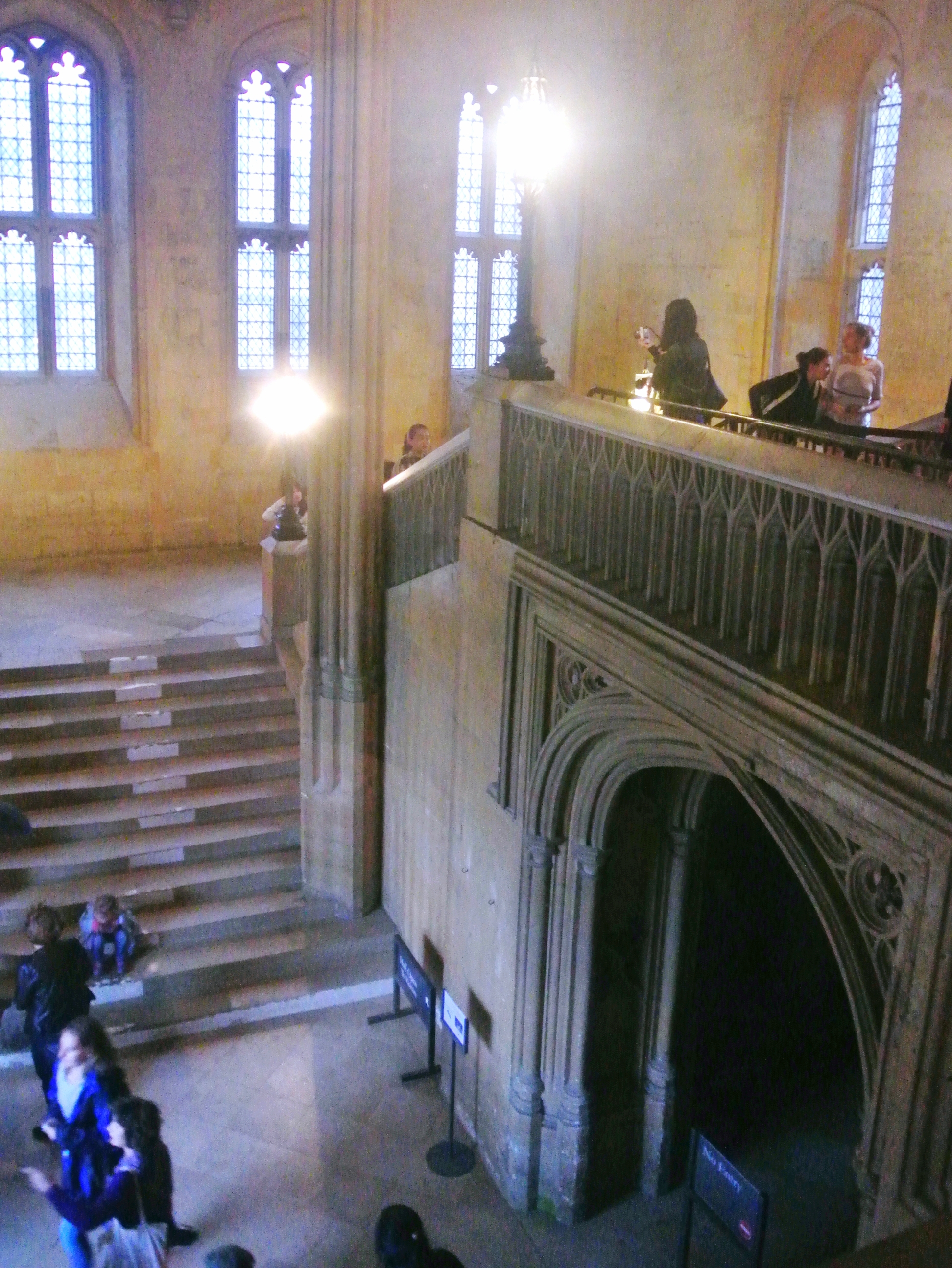 Christ Church Staircase | ebbony&lune
