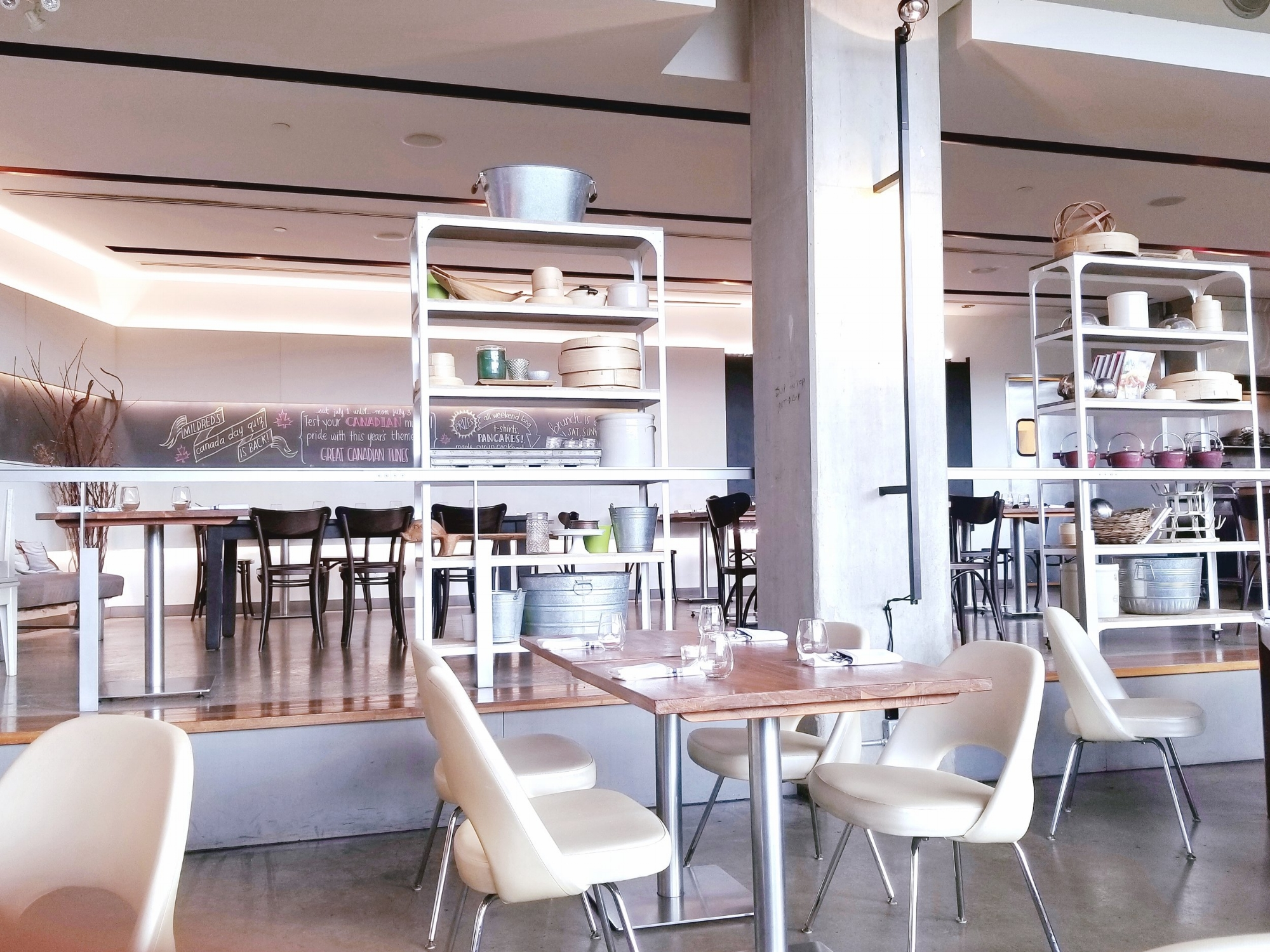 Mildred's Temple Kitchen  Indoor Seating Area   ebbony&lune