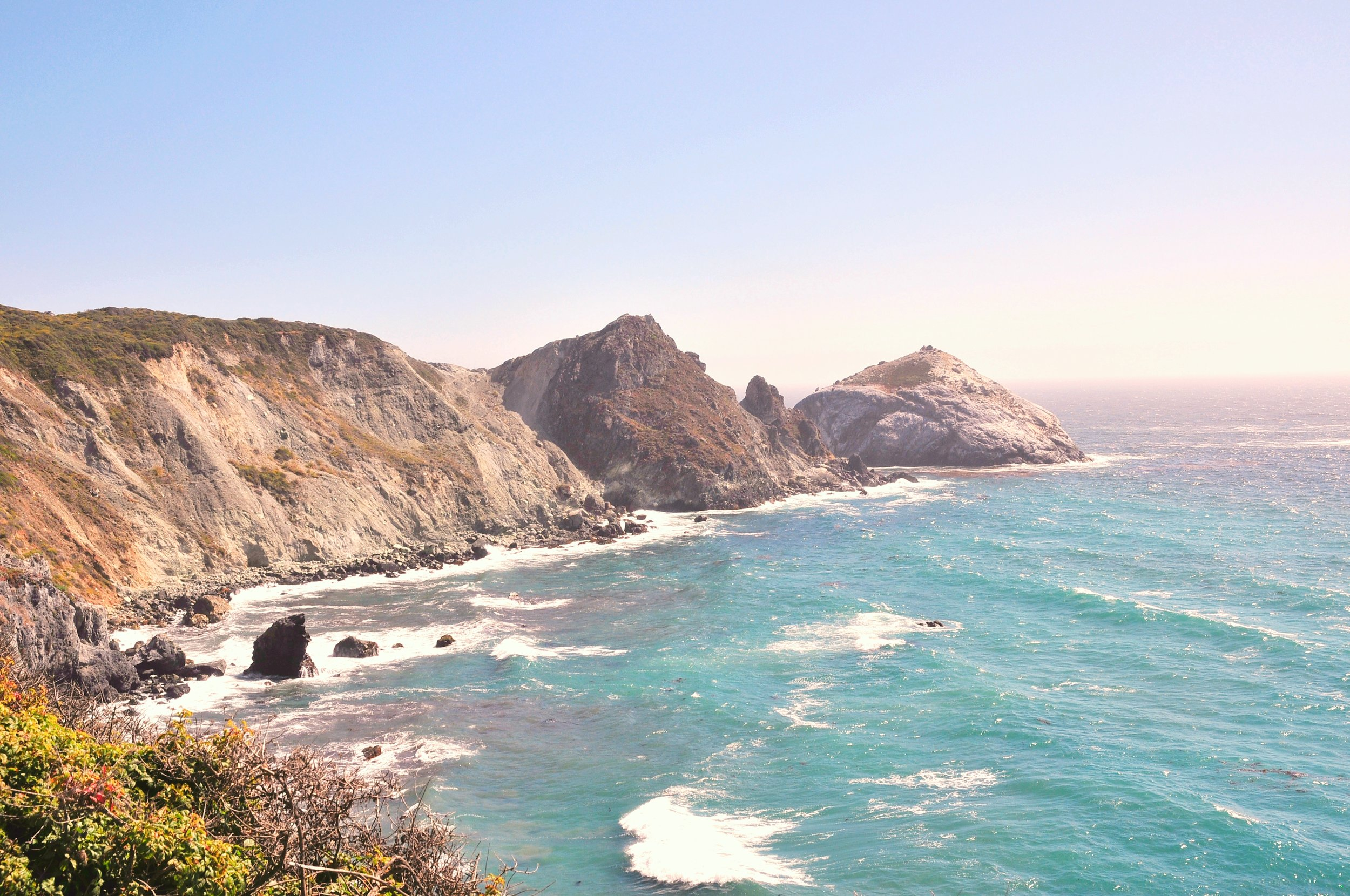 California State Route 1   ebbony&lune