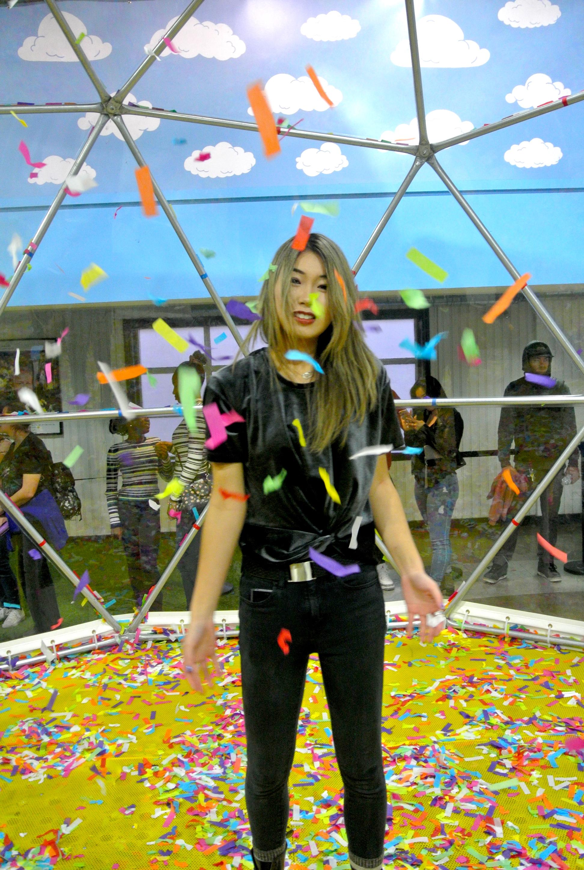The Confetti Dome