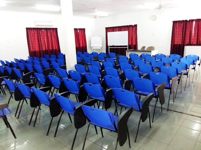 Cendrawasih - interior - classroom setup
