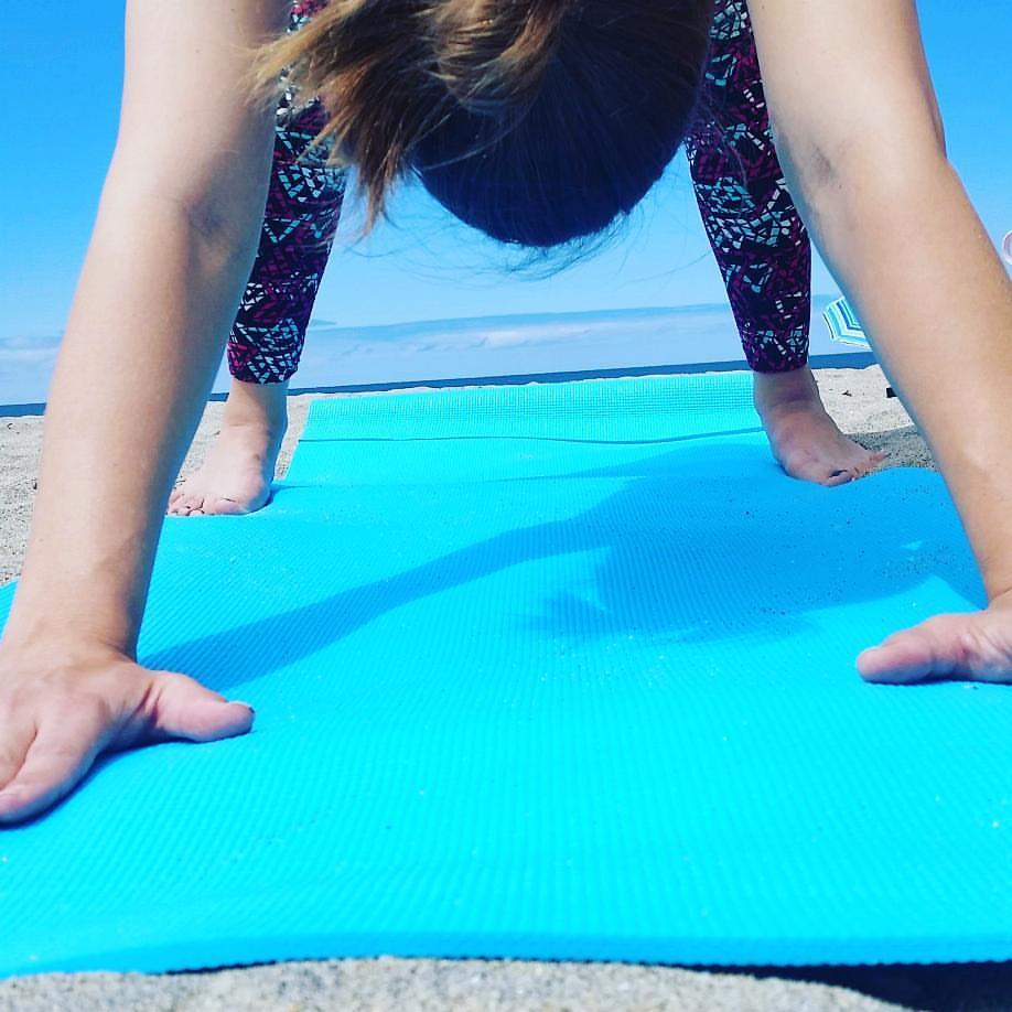 Beach Yoga:  When I showed up to a yoga class too late with a friend, my friend suggested we utilize the beach nearby for an impromptu yoga session. This act helped me be consistent with my  commitment  to practice yoga on Saturdays, and the  convenience  of having a beach within walking distance made this all a reality!