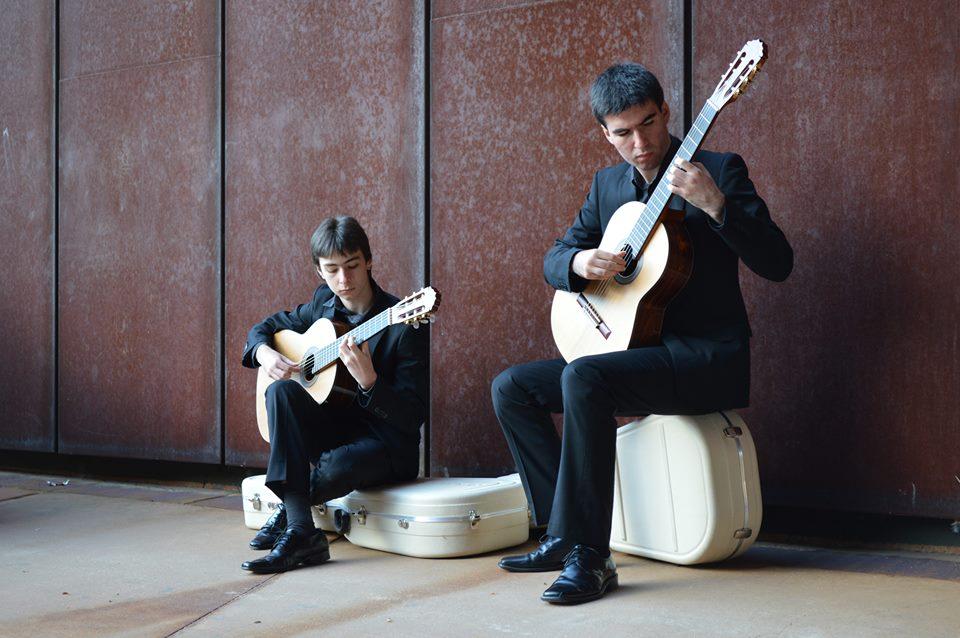 Ziggy & Miles Johnston