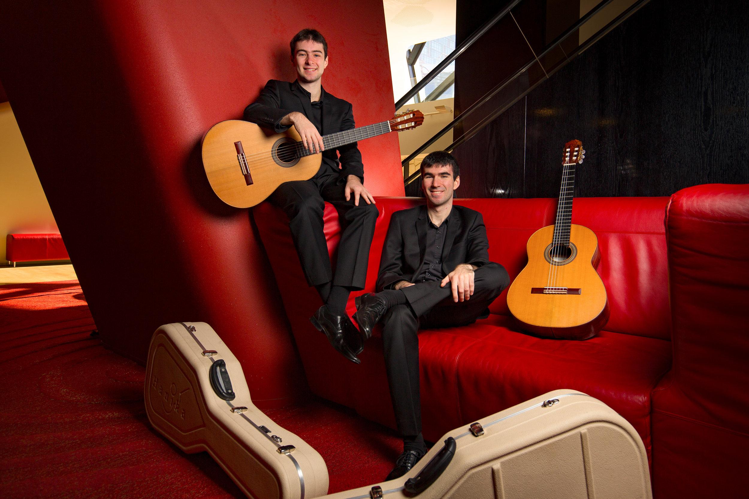 Miles & Ziggy Johnston