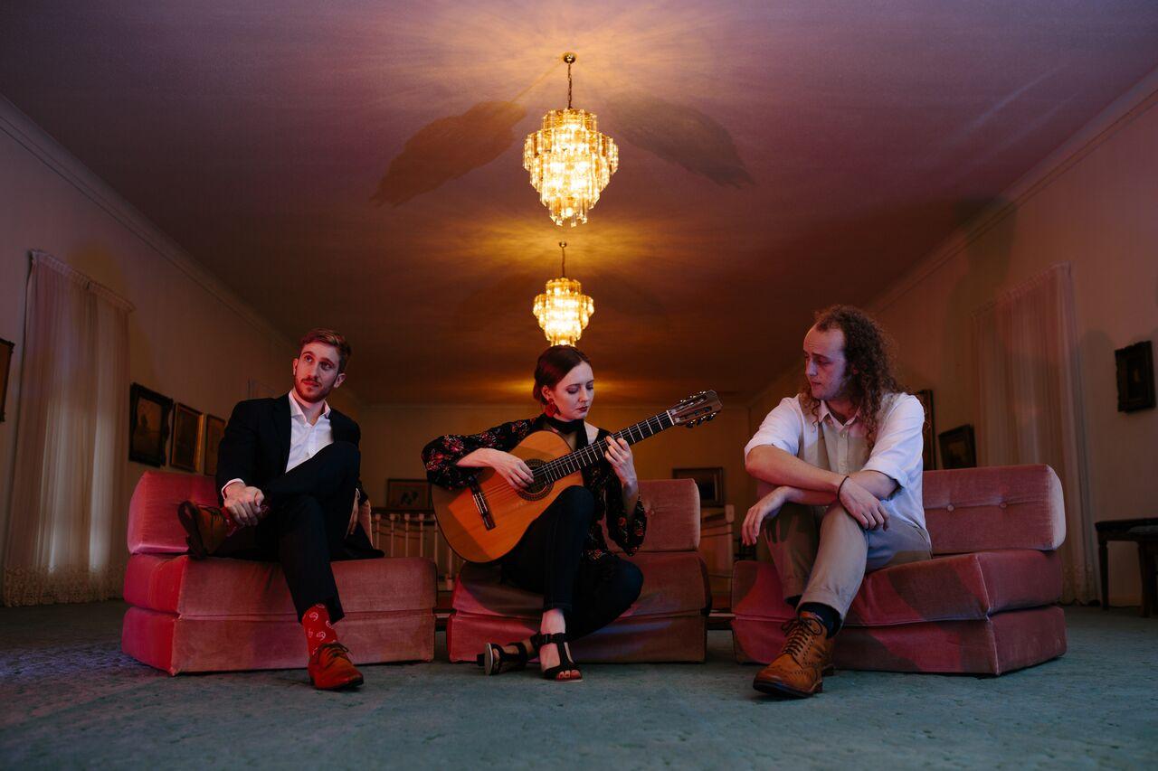 Rosa Guitar Trio: Ben Ellerby, Libby Myers & Joe Fallon