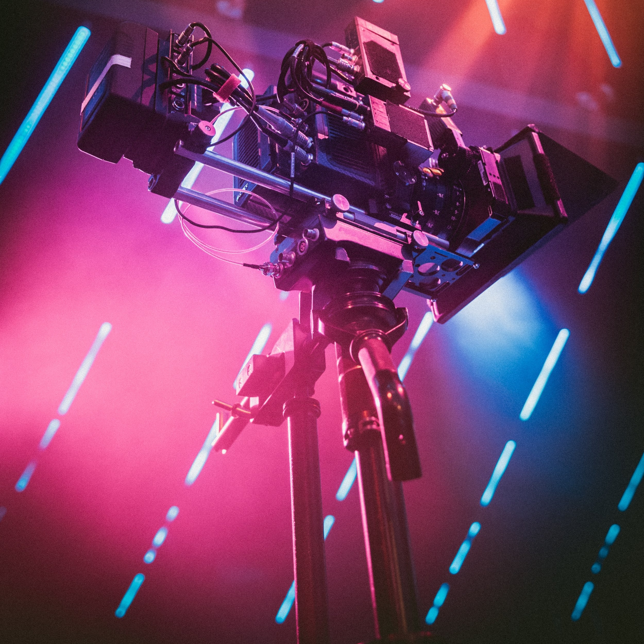 EXHAUSTED OF THE DEMANDS OF FILMMAKING? -