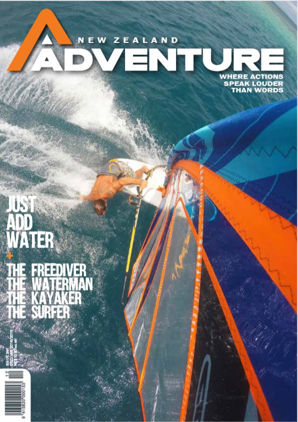 Adventure Magazine (NZ) -