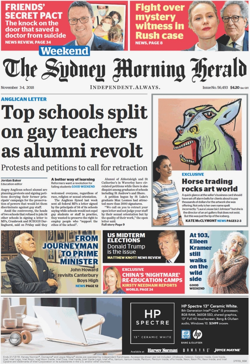 Sydney Morning Herald -