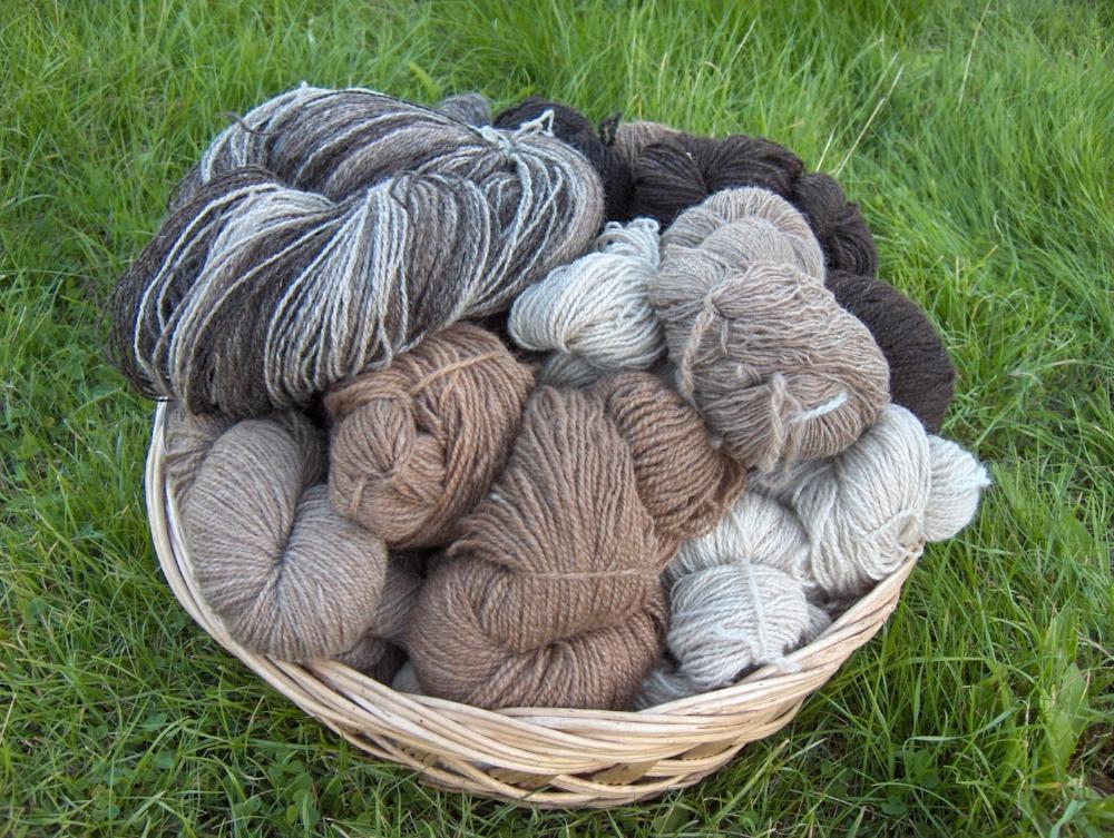 Soft yarns