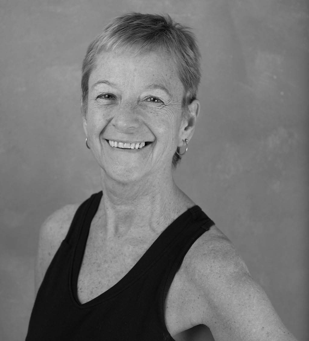 A Kripalu certified teacher, Chris Gaynor has had a life-long love affair with yoga. Her greatest joy is to share this practice with newcomers!