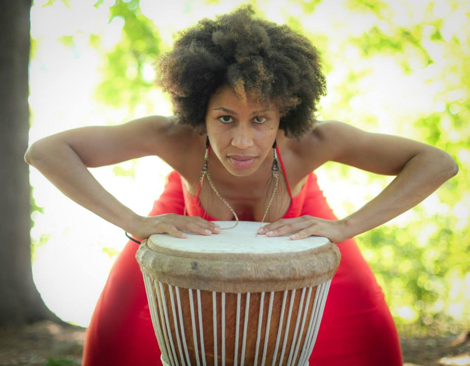 Emmanni-Martine  helps to empower those to release people pleasing habits and authorize themselves to take lead of their own life path. A seeker of truth since the age of 11, Emmanni learned to develop and trust her intuition and found her greatest ally in the breath. She discovered Kundalini yoga in 2010 and has since been devoted to the Breath of Spirit. She has over 1000 hrs of teacher training with a strong personal Kundalini yoga practice. Emmanni shares the teachings with her love of dance, drum rhythms, physical fitness and mantra flow. For more information email:  BreathingSpiritKundalini@gmail.com . Instagram: @Breathing_sky