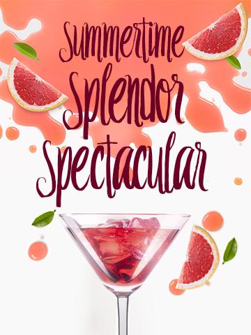 Summer Time Splendor Spectacular