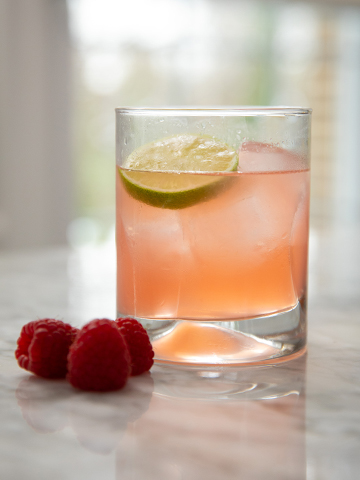 Market Raspberry Margarita