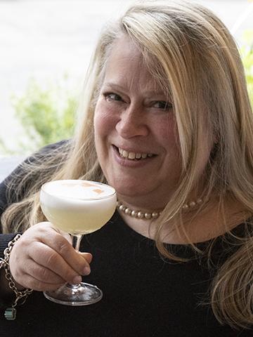 Designated Drinker :: Francine Cohen