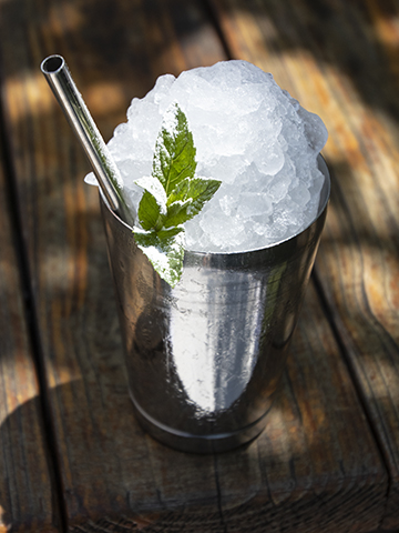 Designated Drinker Show :: Ginger Mint Julep