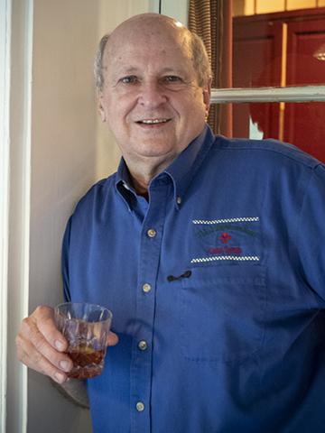 Designated Drinker :: Bob Romero :: Gentleman Farmer :: Three Brothers Farm
