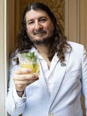Designated Drinker :: Chris Patino