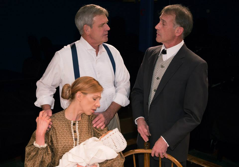 """""""The Miracle Worker,"""" Little Lake Theatre, 2014"""