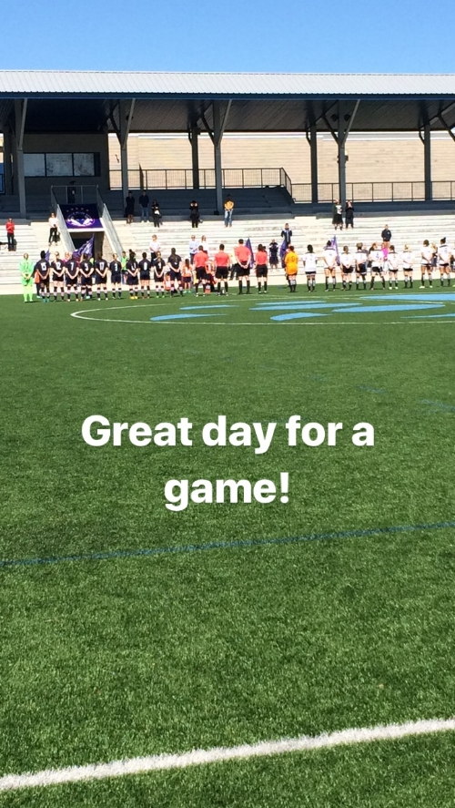 The girls home field is Sheridan College - Trafalgar Campus. The girls play high quality soccer that is great to watch! Come out and enjoy a game or two!